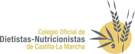 Resultado de imagen de colegio oficial de nutricionistas de castilla la mancha